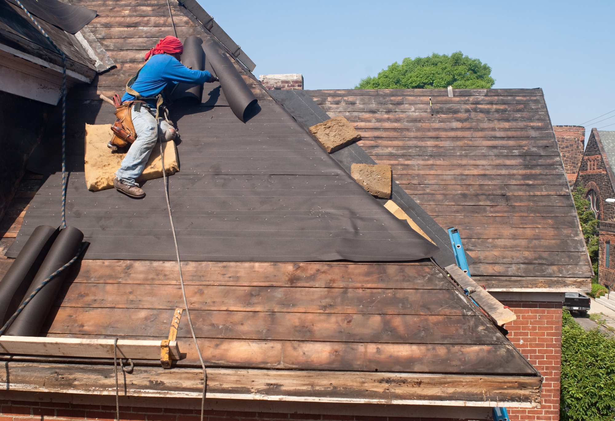 vintage-roofing-removal