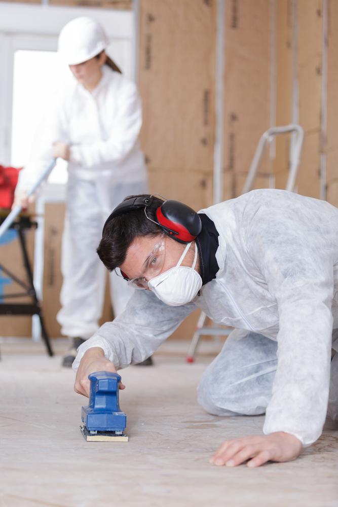 Get professional floor sanding service