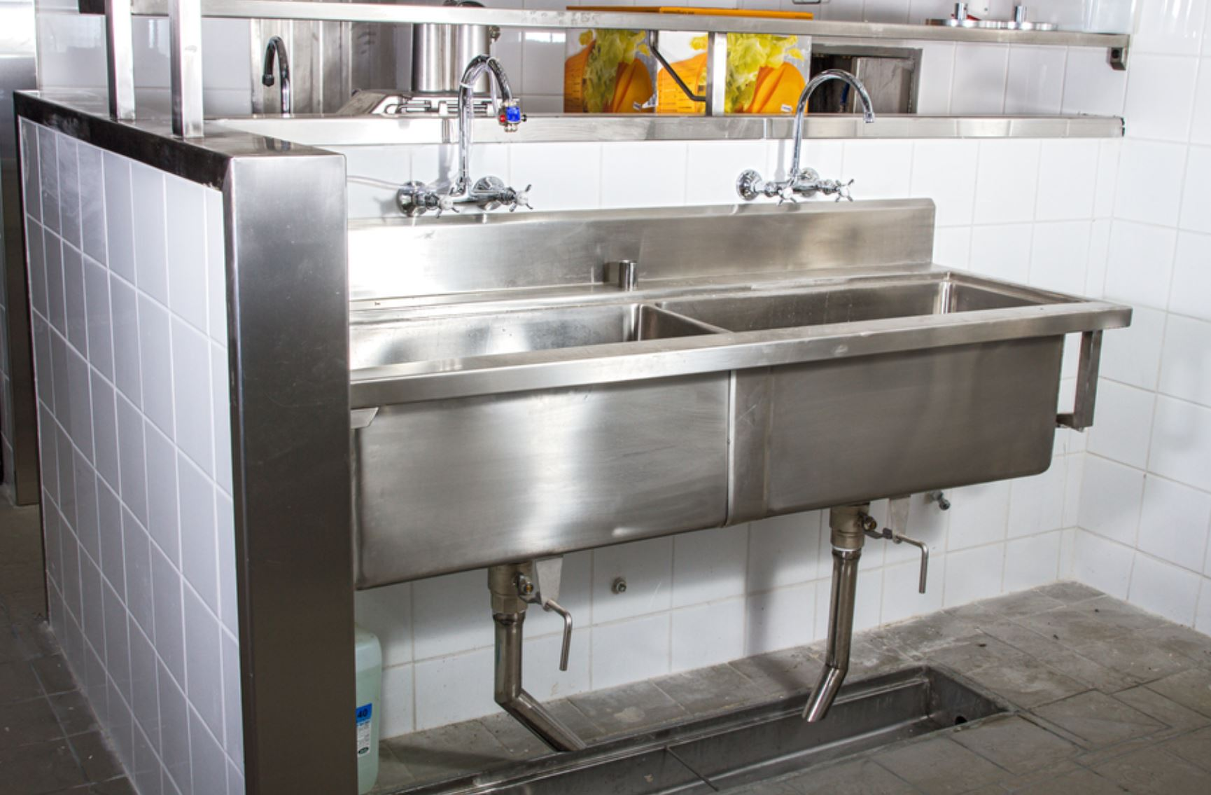 Talk to your plumber about restaurant plumbing services if you are in the restaurant or food business.