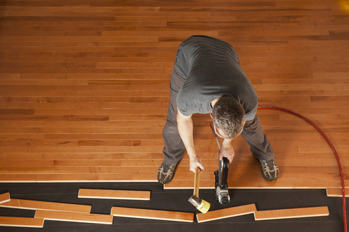 Hire an NWFA-certified flooring installer.