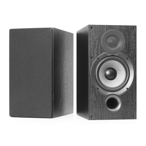 A subwoofer is an important component of home theater speakers.