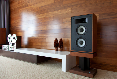 Home theater speakers can elevate your home entertainment.