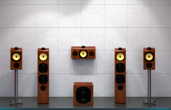 A whole house audio system can elevate your listening experience at home.