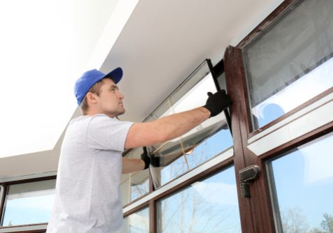 Residential windows installers are highly trained.